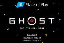 صورة حلقة جديدة من برنامج State Of Play مخصصة لاستعراض لعبة Ghost of Tsushima .