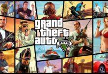 صورة لعبة GTA V تصل لـ 130 مليون نسخة مباعة على مستوى العالم .