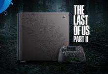 صورة الاعلان رسميا عن نسخة خاصة بجهاز PS4 Pro للعبة The Last Of Us 2