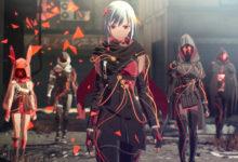 صورة الاعلان عن لعبة Scarlet Nexus