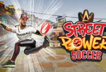 صورة الإعلان عن لعبة Street Power Soccer