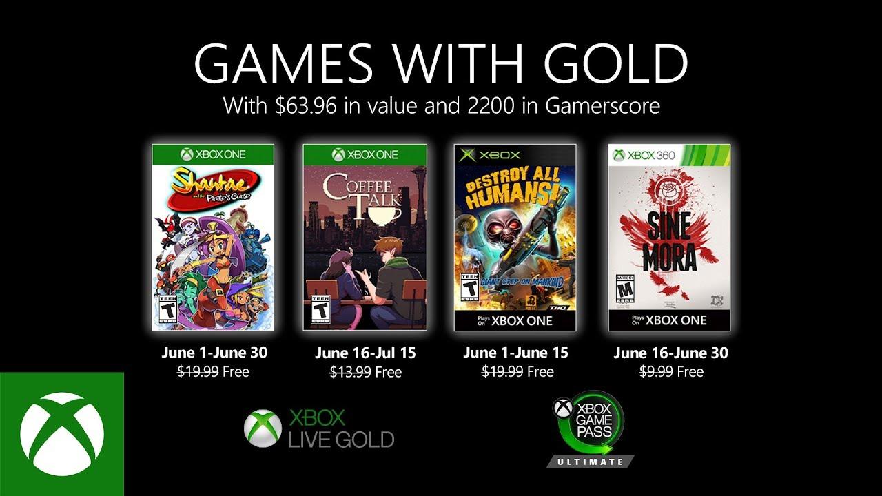 Photo of الاعلان عن الالعاب المجانية لمشتركي Xbox Live Gold