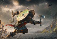 صورة شخصية مألوفة ستظهر بمحتويات التذكرة الموسمية للعبة Assassin's Creed Valhalla .