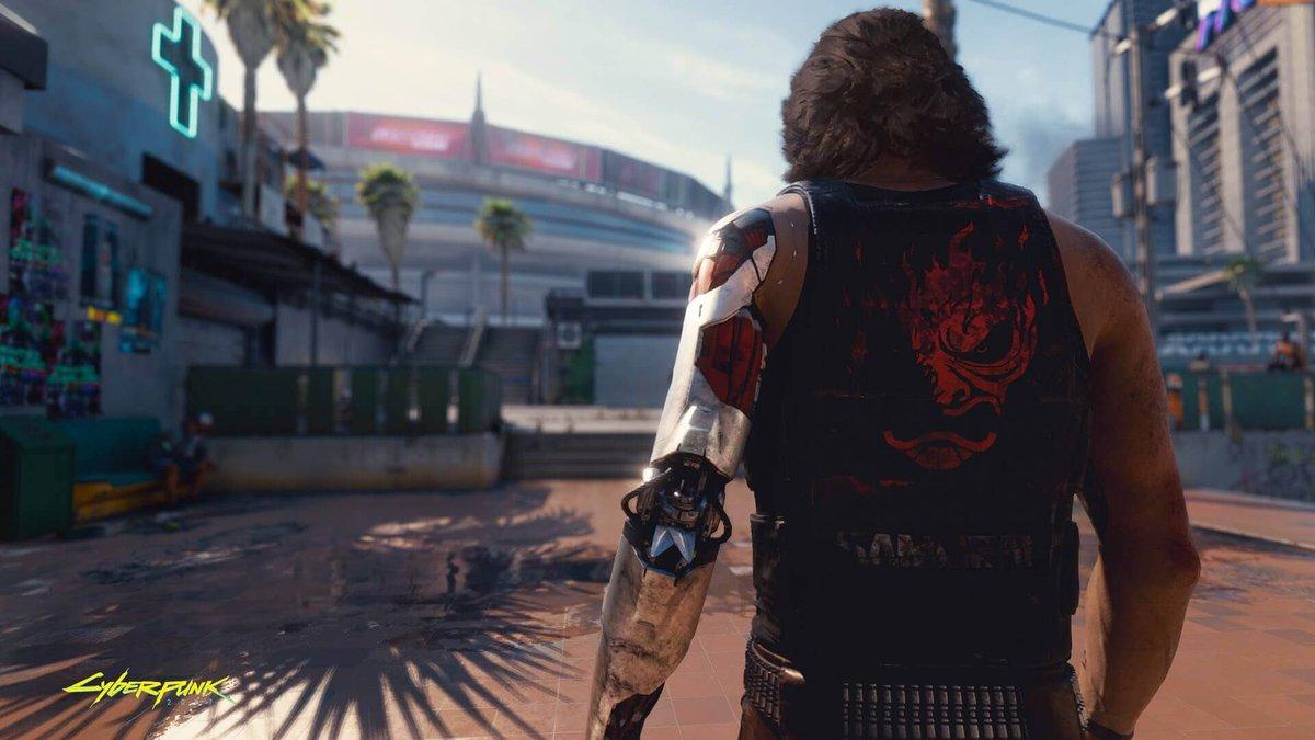 Photo of عرض قصير للعبة Cyberpunk 2077