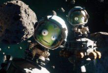 صورة الإعلان عن تأجيل موعد إصدار لعبة Kerbal Space Program 2 للمرة الثانية .