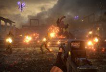 صورة مجموعة من الصور الجديدة للعبة Serious Sam 4