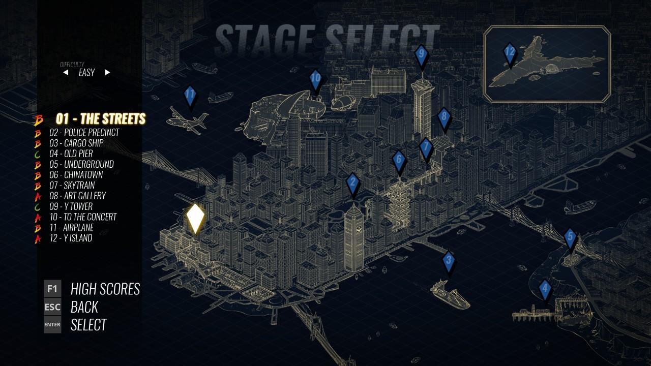 sor4 stage select