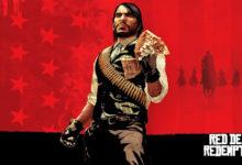 صورة 10 سنوات مرت على إصدار لعبة Red Dead Redemption الأولى .