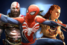 صورة إشاعة : هناك العديد من حصريات PS4 القديمة التي سيتم إصدارها لأجهزة PC .