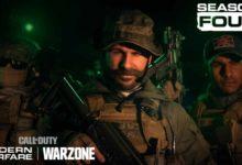 صورة تحديث الموسم الرابع يصل للعبة COD Modren Warfare