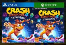 صورة إشاعة : لعبة Crash Bandicoot 4 تحصل على أولى الصور المسربة