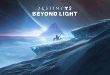 صورة لعبة Destiny 2 تحصل على توسعة Beyond Light بتاريخ 22 سبتمبر .