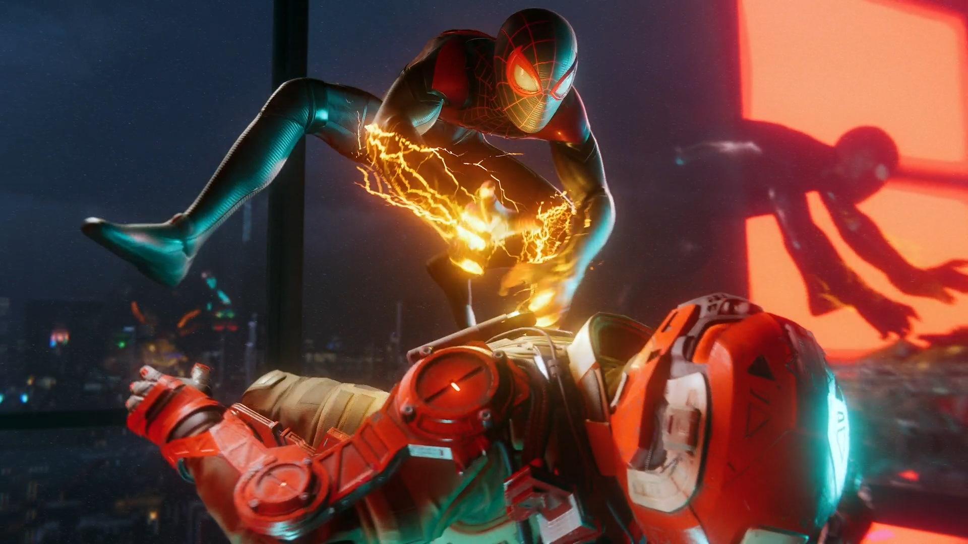 Photo of فريق Insomniac Games يصحح الخبر ويؤكد أن لعبة Marvel's Spider-Man: Miles Morales هى لعبة كاملة وليست توسعة .