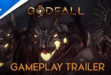 صورة استعراض لاسلوب لعبة Godfall