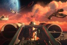 صورة الإعلان بشكل رسمي عن لعبة Star Wars Squadrons .