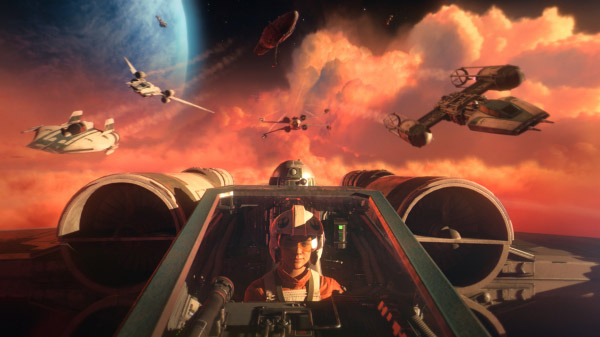 Star Wars Squadrons Announced 06 15 20