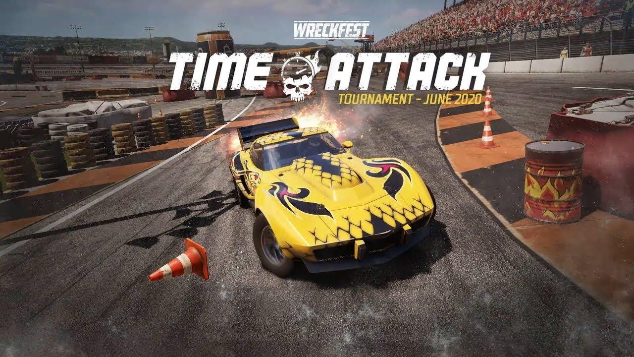 Photo of طور جديد يصل للعبة السيارات Wreckfest
