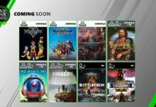 صورة الاعلان عن قائمة العاب مشتركي Xbox Game Pass