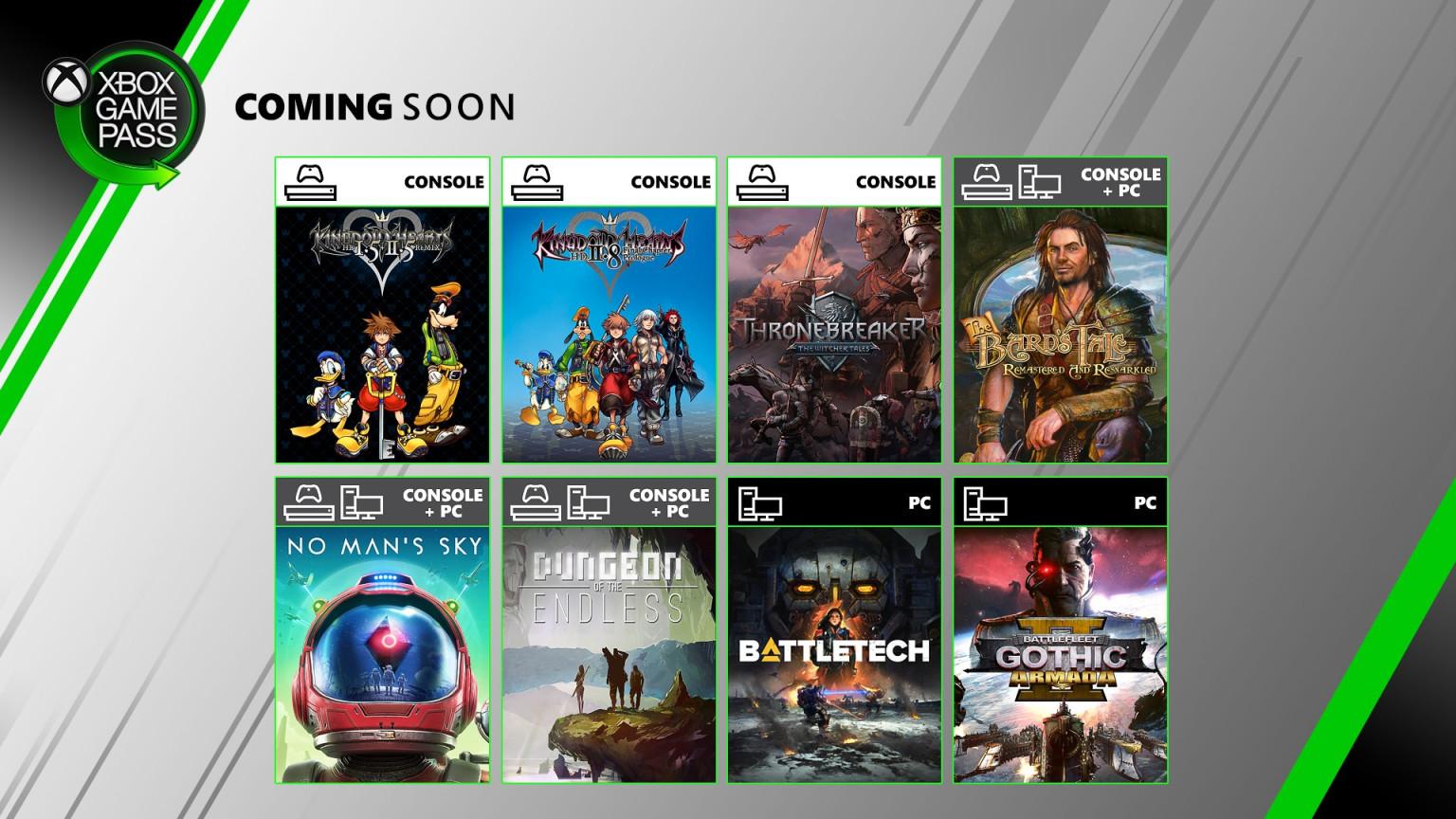 Photo of الاعلان عن قائمة العاب مشتركي Xbox Game Pass