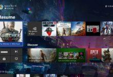 صورة إشاعة : واجهة المستخدم لجهاز Xbox Series X ستمتلك نفس تصميم واجهة جهاز Xbox One .
