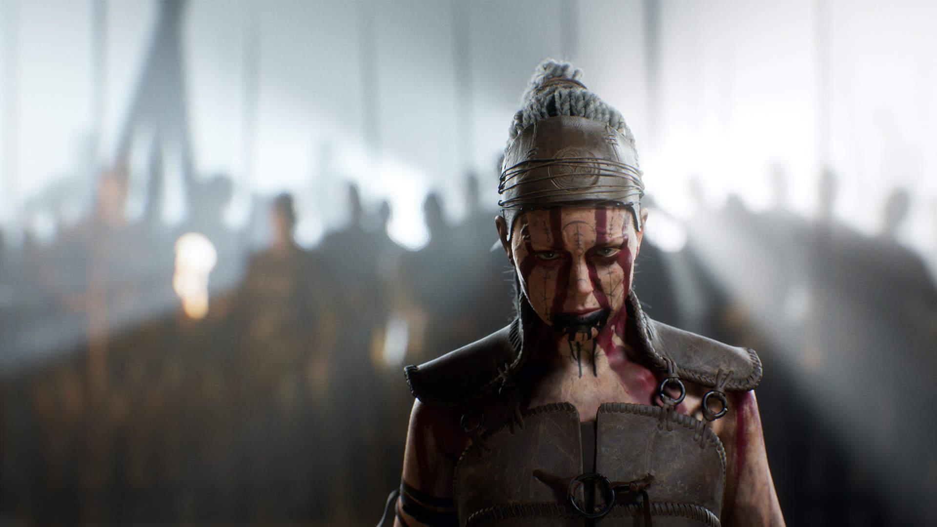 senuas saga hellblade 2 will be an unreal engine 5 game microsoft conf