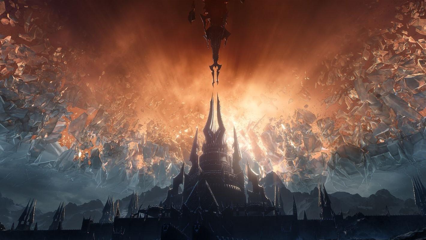 world of warcraft shadowlands torghast