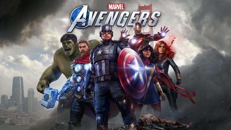 Photo of استعراض لبعض ازياء ابطال لعبة Avengers
