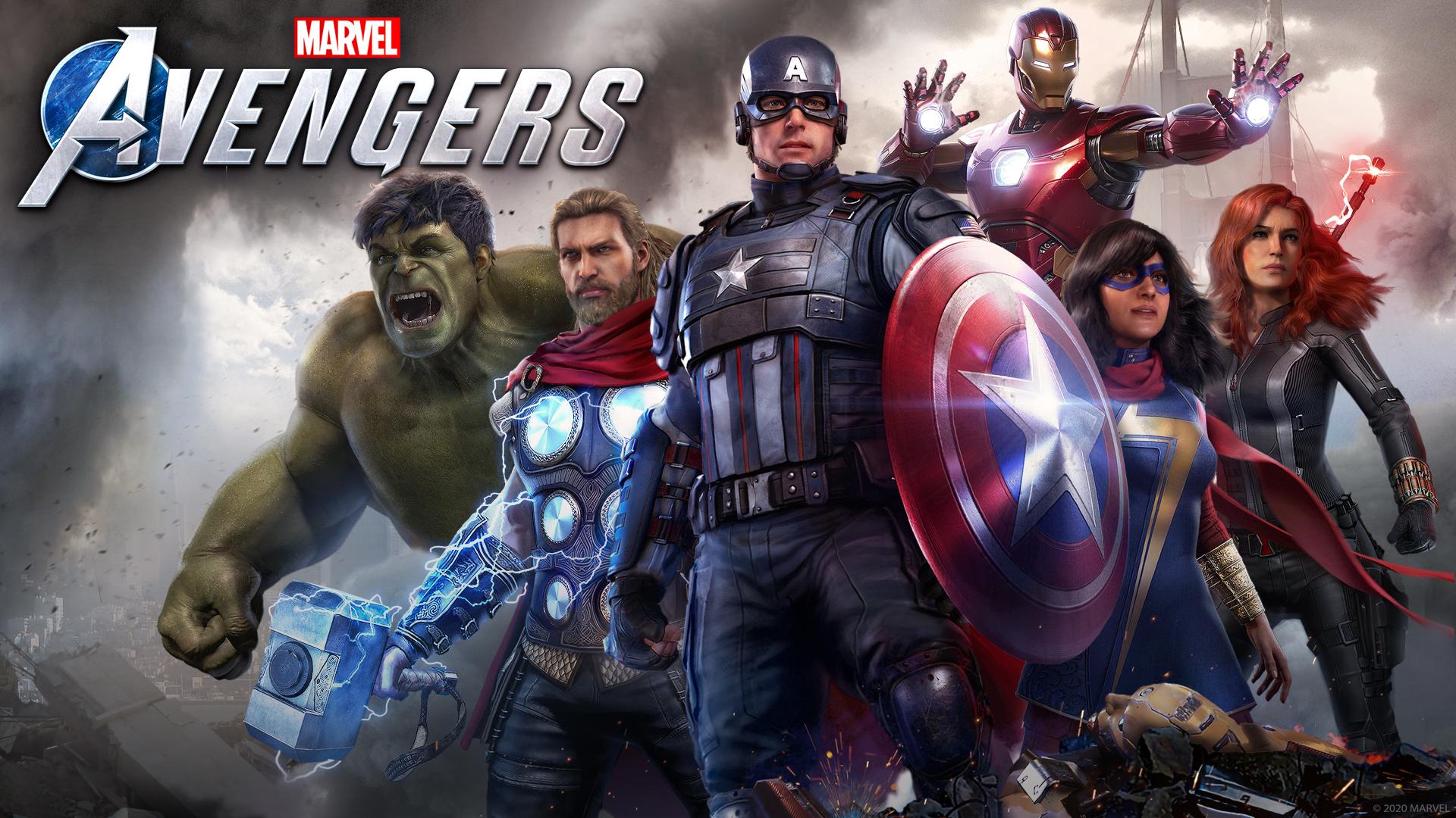Photo of تعرف على جميع ماتم الاعلان عنه للعبة Marvel's Avengers
