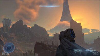 صورة الاستديو المطور للعبة Halo Infinite يؤكد أنه يستمع لآراء اللاعبين