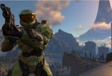 صورة الفريق المطور للعبة Halo Infinite يرد على الإنتقادات الموجهة لرسوم وجرافيك اللعبة .