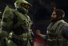 صورة رسمياً : طور القصة بلعبة Halo Infinite سيدعم اللعب التعاوني المحلي عن طريق الشاشة المنقسمة حتى لاعبين .