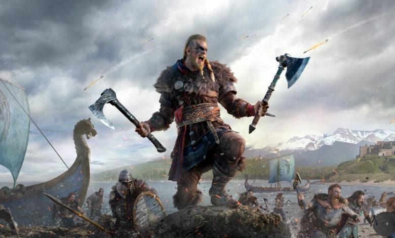 Assassins Creed Valhalla roar