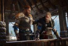 صورة المهمات الجانبية ستختفي تقريباً من لعبة Assassin's Creed Valhalla .