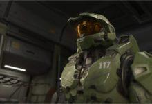 صورة لعبة Halo Infinite تحصل على صورة واحدة جديدة .