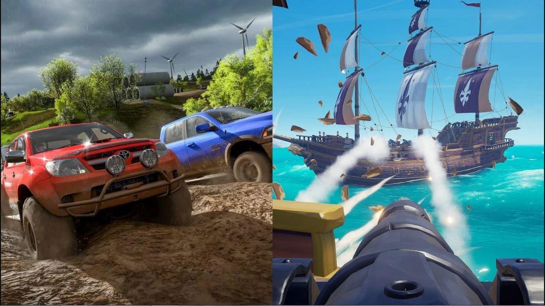 Photo of ألعاب Forza Horizon 4 و Sea of Thieves ستحصل على نسخ جديدة محسنة خصيصاً لجهاز Xbox Series X .