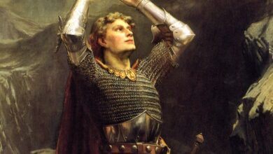 Charles Ernest Butler King Arthur 1