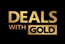 صورة الكشف عن قائمة التخفيضات الاسبوعية Deals With Gold لجهاز Xbox one