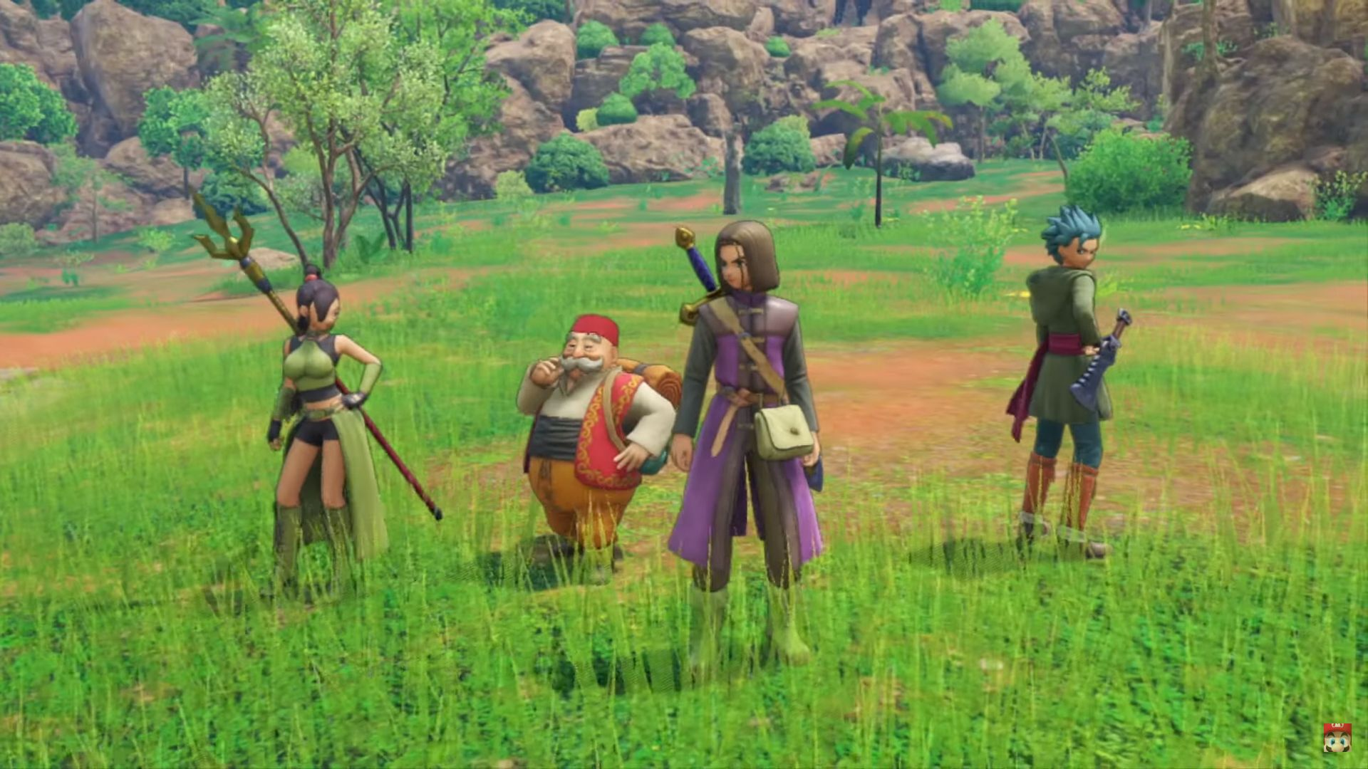 Dragon Quest XI Echoes of an Elusive Age S – Definitive Edition