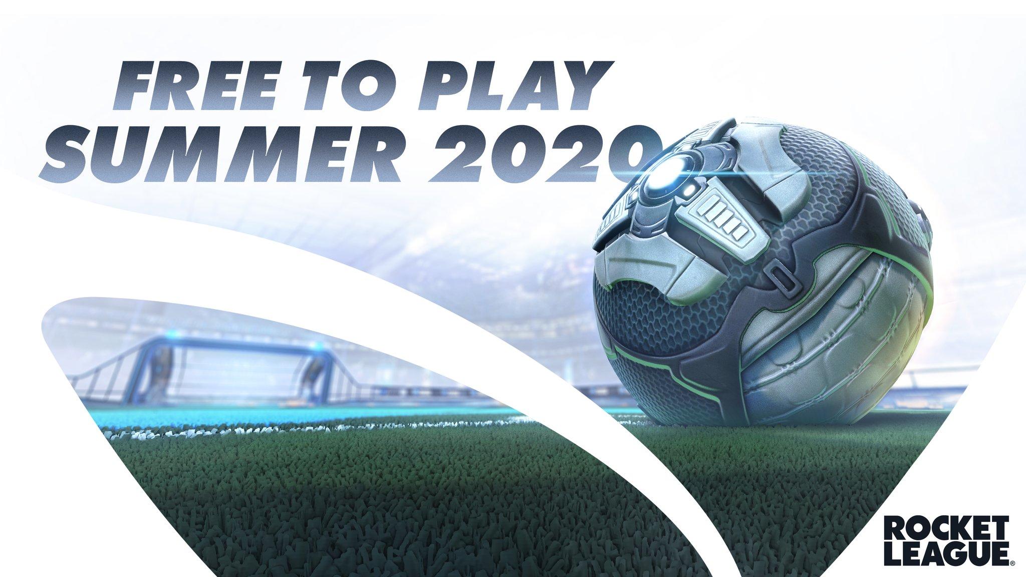 Photo of بشكل رسمي : لعبة Rocket League ستتحول للعبة مجانية خلال صيف هذا العام .