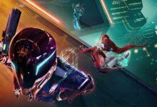 صورة الإعلان بشكل رسمي عن موعد إصدار لعبة Hyper Scape على منصة Xbox One .