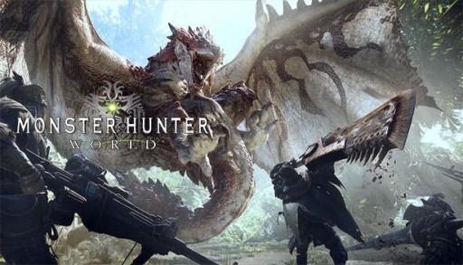 Monster Hunter World PC Digital PL
