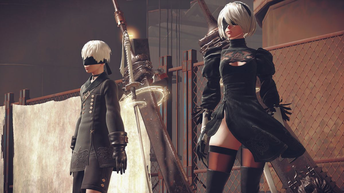 NieR Automata 201604 SS 2B9S 01 ONLINE.0