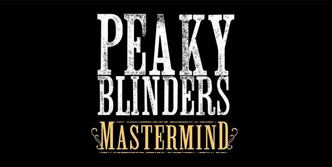 Peaky Blinders Mastermind Logo