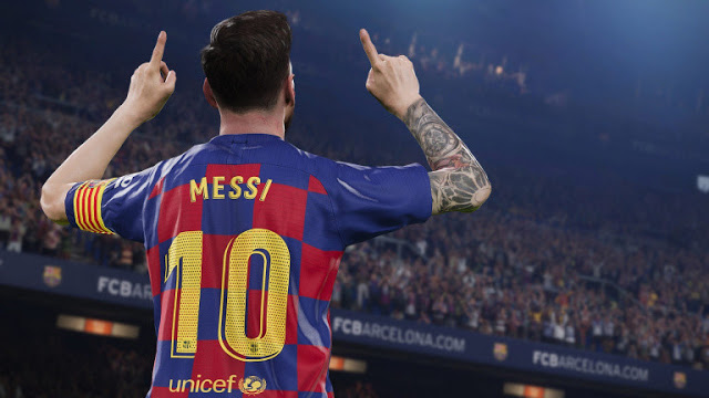 Rumeur eFootball PES 2021 A paid extension rather than a