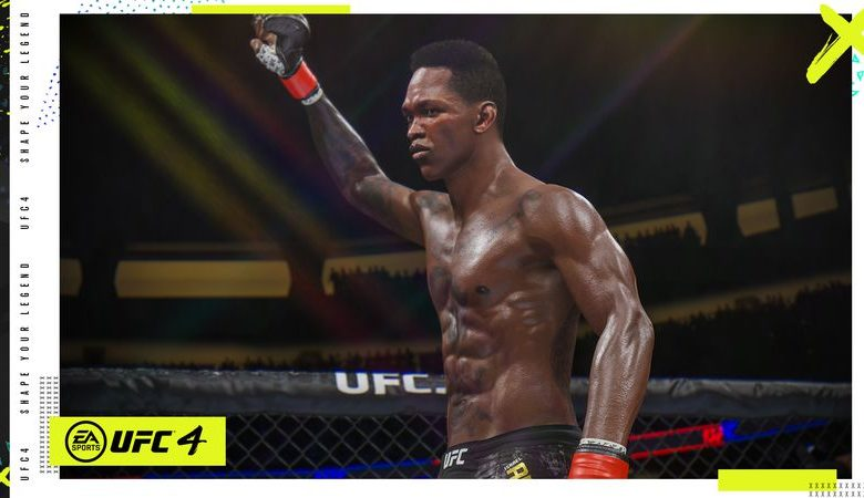 UFC4 1P STOREFRONT STOIC I