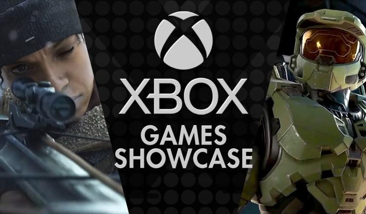 Xbox Games Showcase July 20