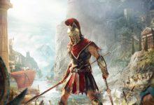 صورة لعبة Assassin's Creed Odyssey ستحصل على بعض الدروع من لعبة Valhalla