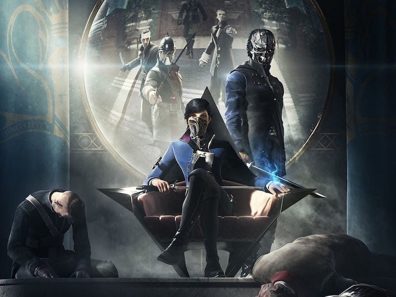 dishonored 2 cover 1479977408114