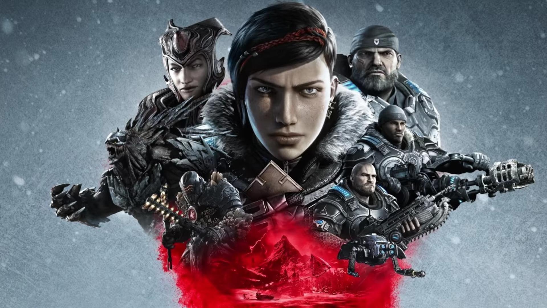 gears of war 5 review 2