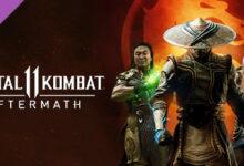 صورة الإعلان عن خطة إصدار Aftermath Skins المتبقية لسنة 2020 للعبة Mortal Kombat 11